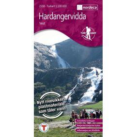 Nordeca Turkart, Hardangervidda Vest