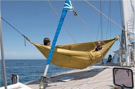 Ticket to the moon Honeymoon hammock