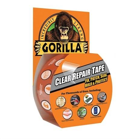 Gorilla Glue Tape Clear Repair