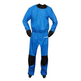 Tahe Air Drysuit, Unisex, Blue  S