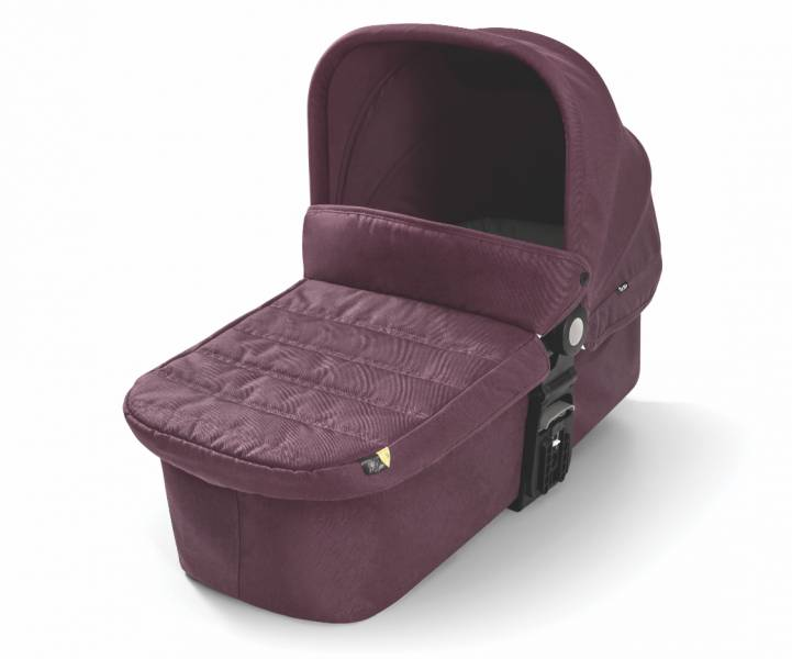 Baby Jogger, City Tour Lux carrycot, rosewood