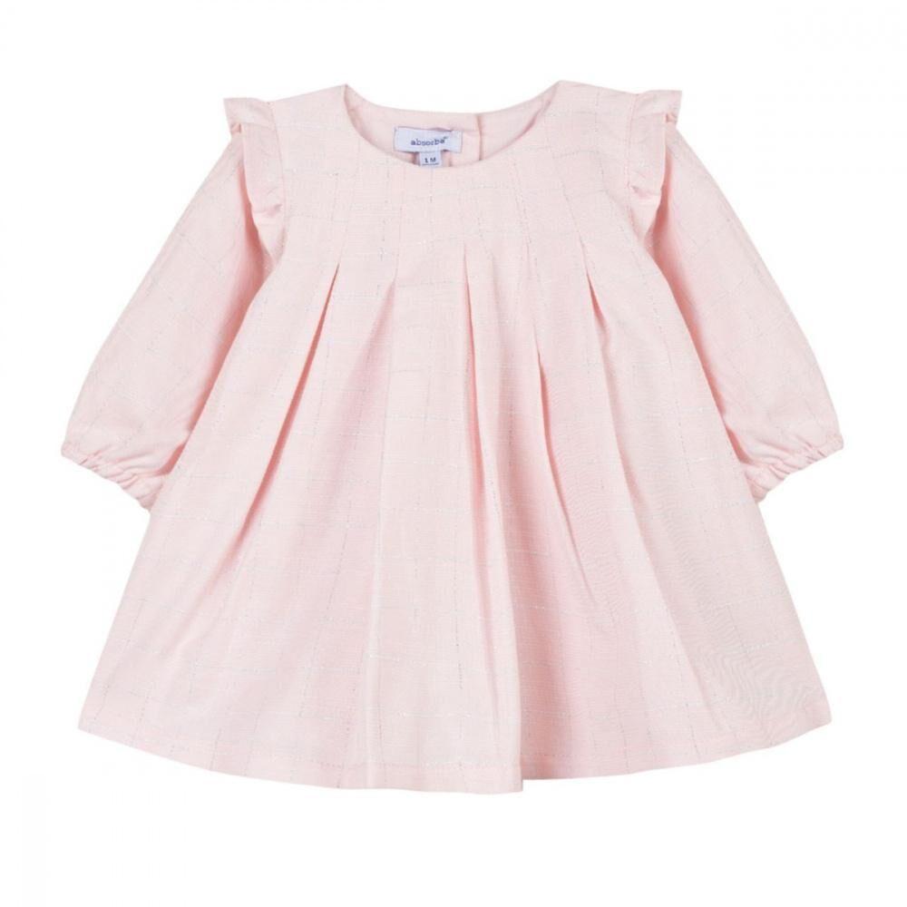 Absorba, kjole baby, rosa