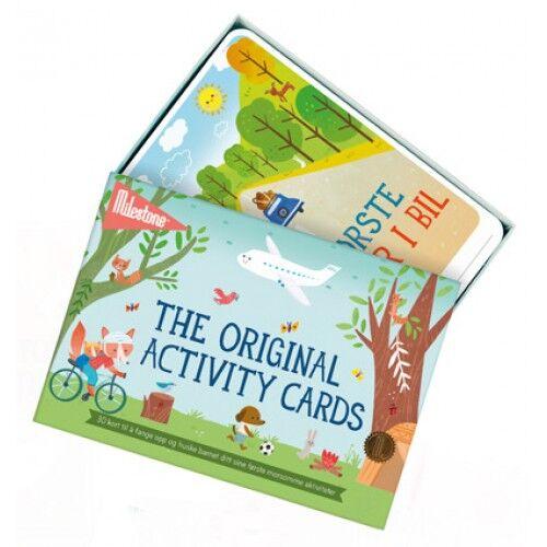 Milestone Activitycards