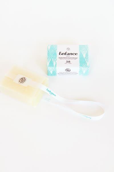 Enfance Paris ENFANCE Solid Soap In Paper, 3-8 år