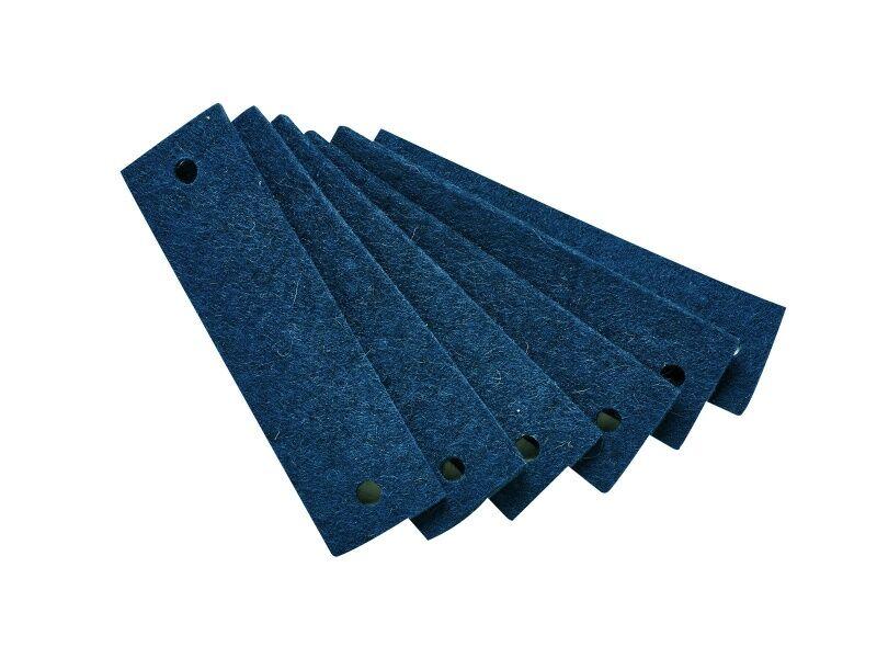 Leander, Filthåndtak, blå