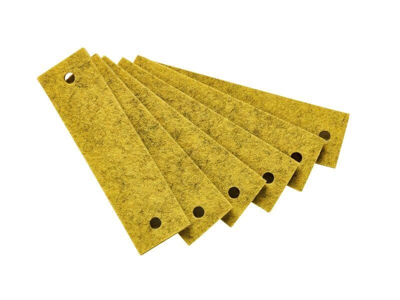 Leander, Filthåndtak, gul