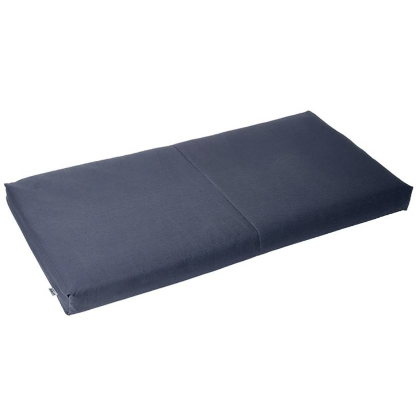 Leander, Linea Sofa madrass, dark grey