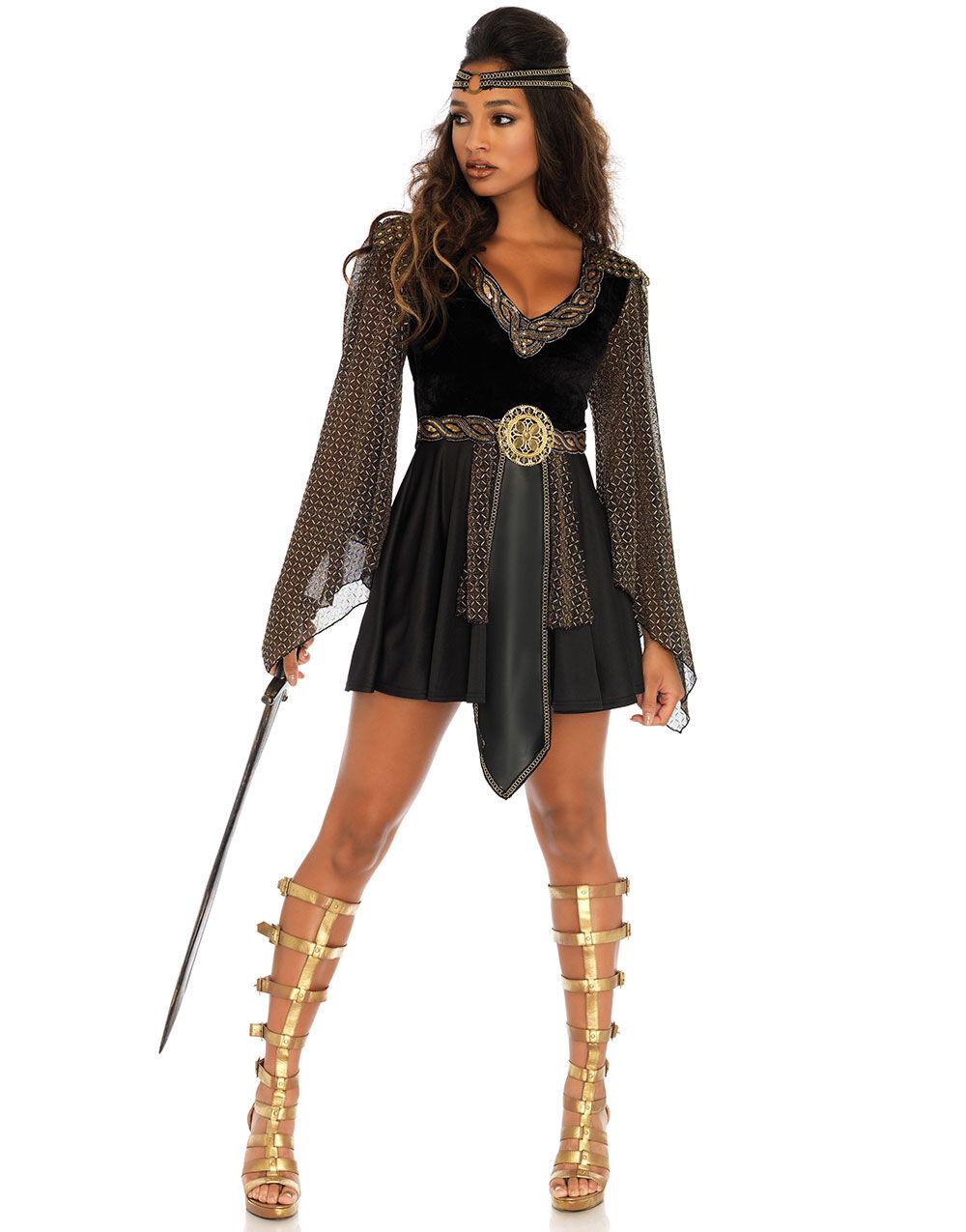 Diva Amazon Warrior - Damekostyme