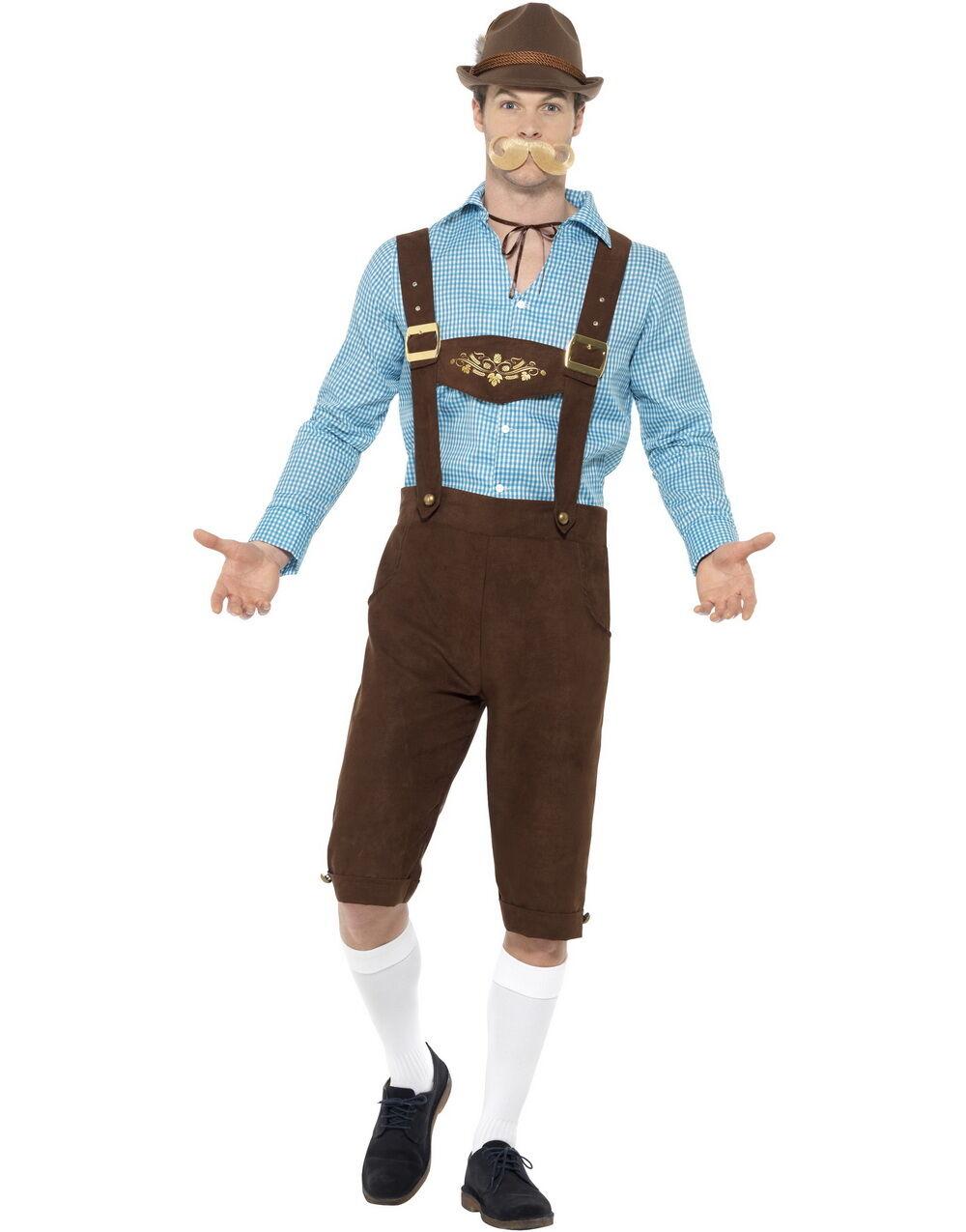 Man of Beer Party - Oktoberfestkostyme