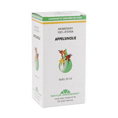 Natur Drogeriet Appelsinolie Æterisk - 20 ml