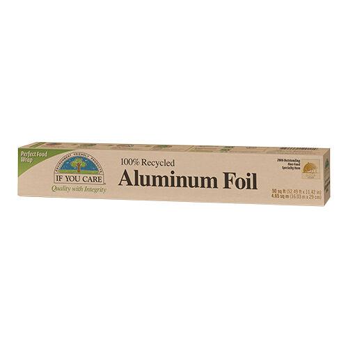 If You Care Aluminiumfolie Genanvendt 16m X 29cm - 16m X 29 cm - 0 Kg