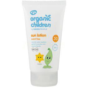 Green PeopleSun Childrens Sun Lotion SPF 30 - 150 ml