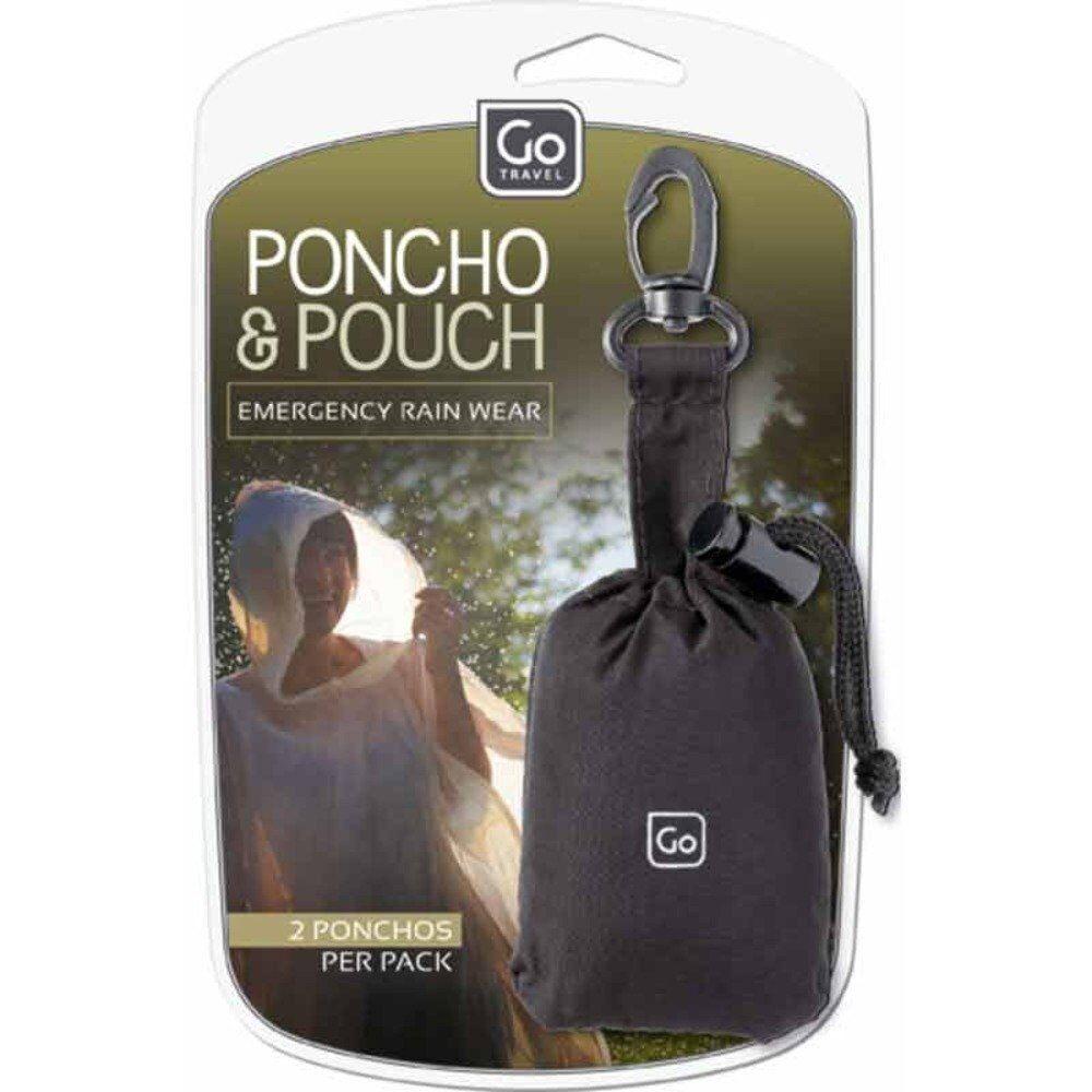 Go Travel Poncho & Pouch - 1 Stk.