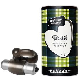 Belladot Bertil Vibrerende Penisring - 1 stk