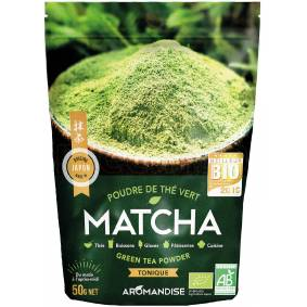 Aromandise Matcha Te (Green Tea Powder) Ø - 50 G