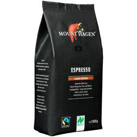 Mount Hagen Kaffebønner Espresso Ø - 1 Kg