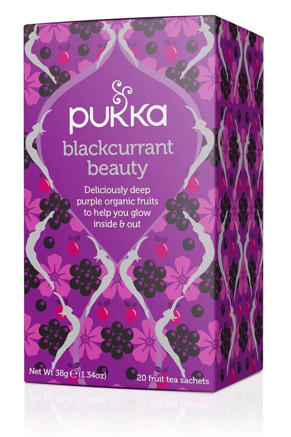 Pukka Blackcurrant Beauty - 20 Pose