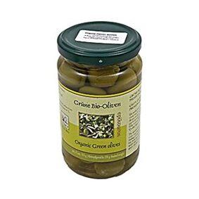Rømer Oliven Grønne m. Sten Ø - 320 G