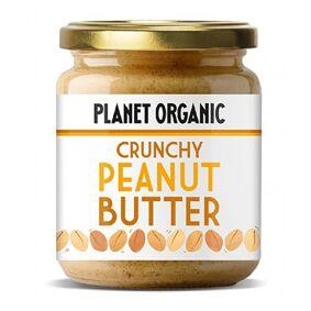Planet Organic Peanutbutter Crunchy Ø - 425 G
