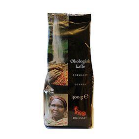 Uganda Økologisk Kaffe - 400 G