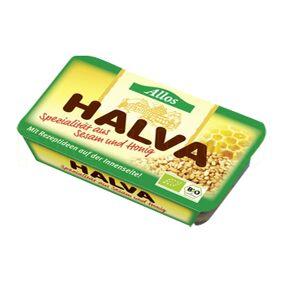 Allos Halva Sesam/honning Dessert Ø - 75 G