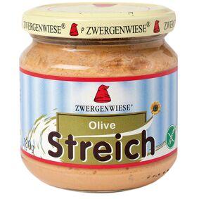 Zwergenwiese Smørepålæg oliven streich Ø Zwergenwiese - 180 G
