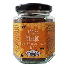 Søbogaard Bibrød - naturlig fermenteret pollen - 100 G