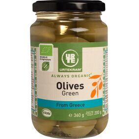 Urtekram Oliven grønne Ø - 360 G