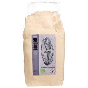 Biogan Økologisk Maismel - 1 Kg