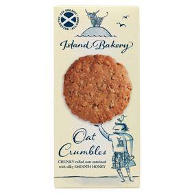 Island bakery Oat Crumbles Cookies Ø - 150 G