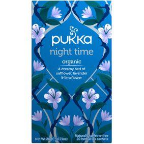 Pukka Night Time - 20 Pose