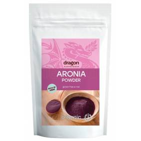 Dragon Superfoods Aronia Pulver - 200 G