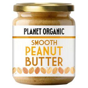 Planet Organic Peanutbutter Smooth Ø - 170 G