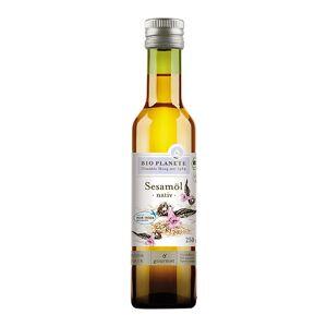BioPlanète Sesamolje Native Ø - 250 ml