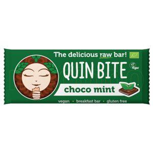 Quin Bite Choco Mint Bar - - 30 g