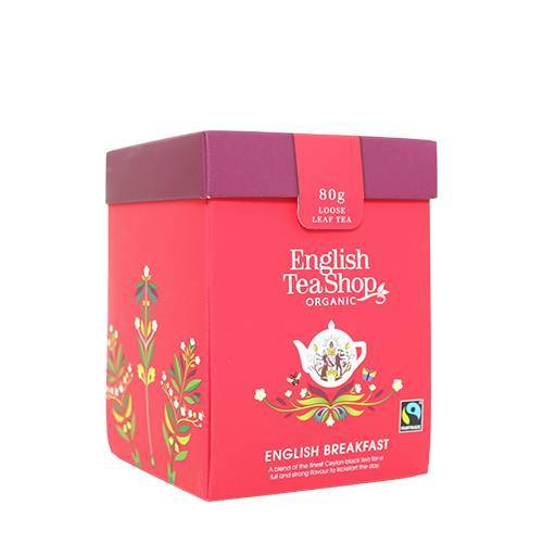 English Tea Shop English Breakfa...