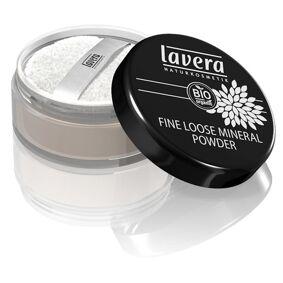 Lavera Naturlig Fine Loose Powder Transparent - 8 G