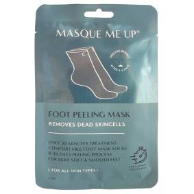 Masque me up Foot Peeling Mask - 1 stk