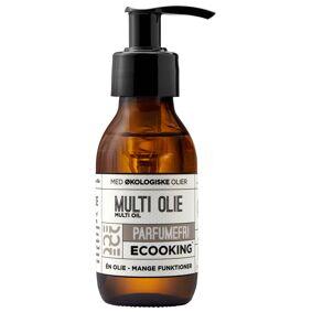 Ecooking Multi Olje Parfymefri - 100 ml