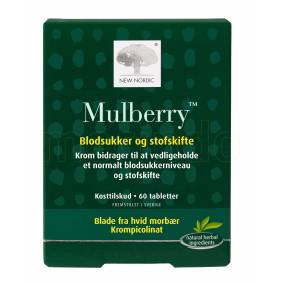 New Nordic Mulberry - 60 Tabl