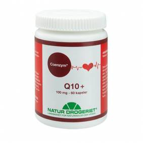 Natur Drogeriet Natur-Drogeriet Q10 100 Mg - 60 Kapsler