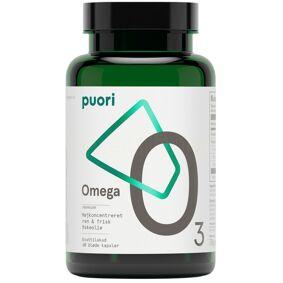 Puori Omega-3 O3 - 60 Kapsler