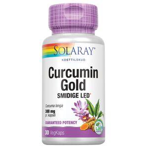 Solaray CurcuminGold - 30 Kaps