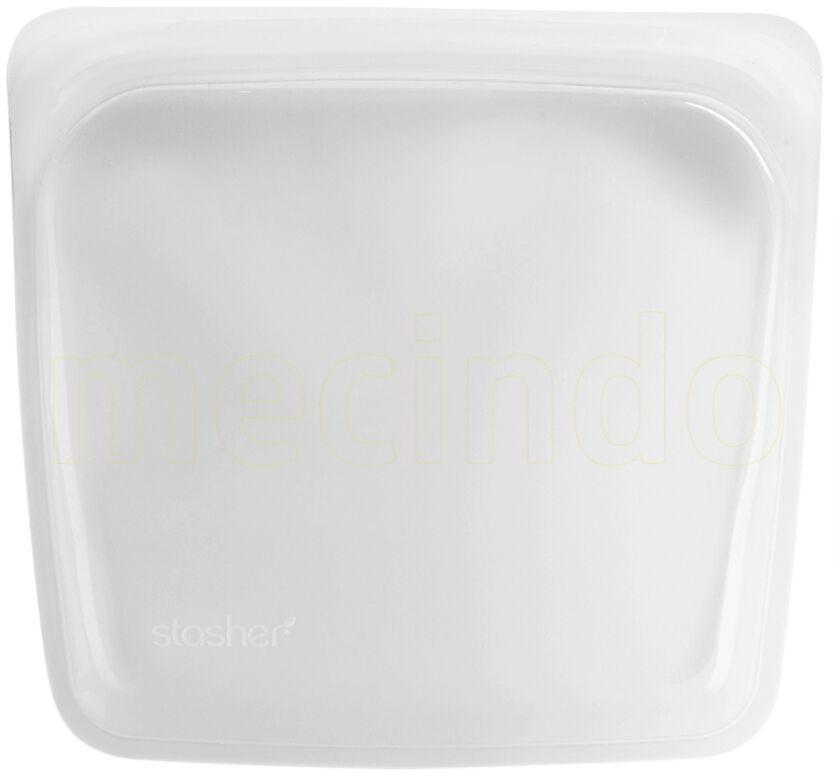 Stasher Silicone Pose Medium Clear - 450 ml