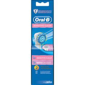Oral-B Sensitive Extra Soft & Gentle Brush Heads (EBS17) - 2 Stk.