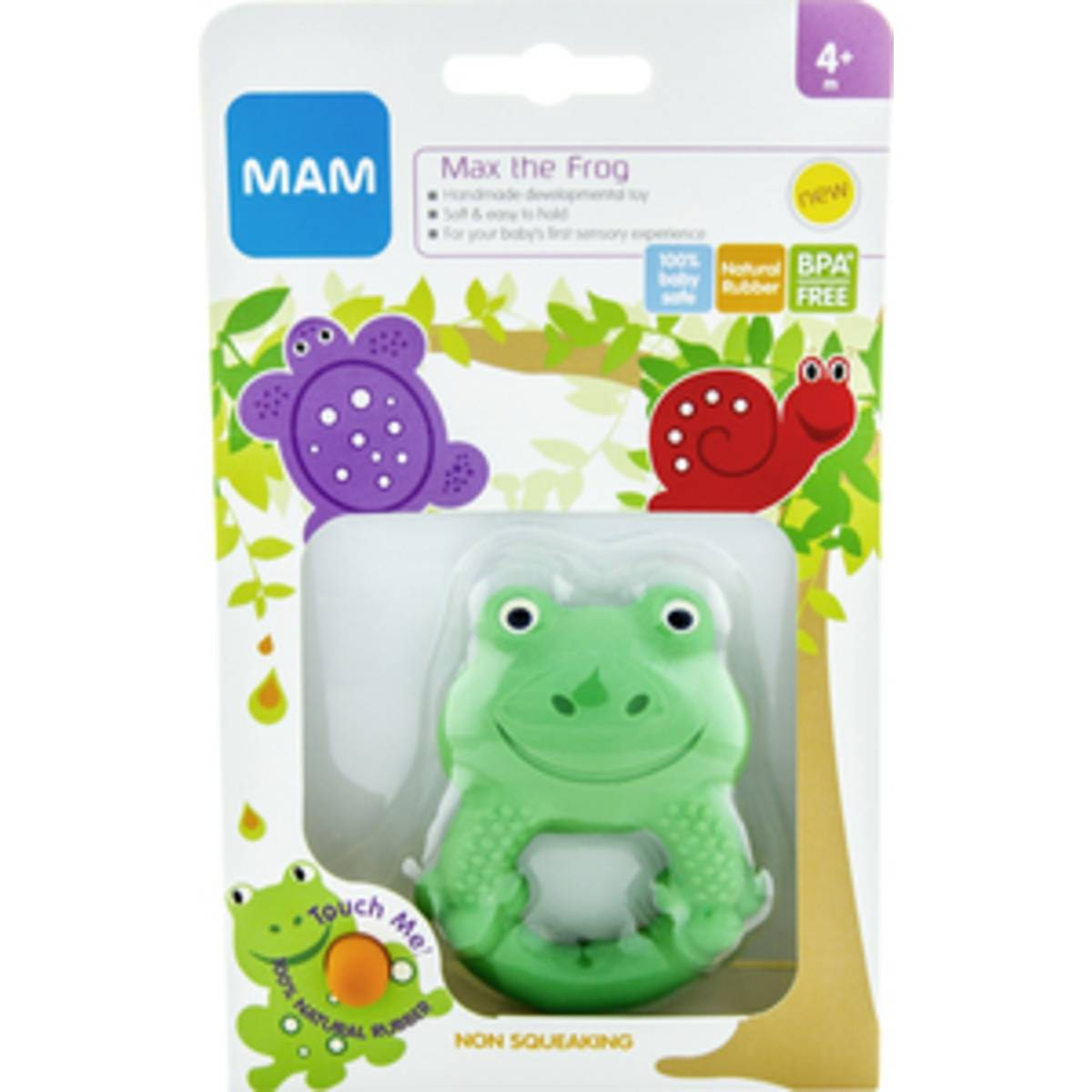 MAM Max The Frog - 1 Stk.