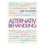 Muusmann Forlag Alternativ behandling bog Forfatter Søs Wollesen - 1 stk