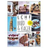 JP/Politikens Forlag LCHF brød og kager BOG Forfatter: Jane Faeber - 1 stk