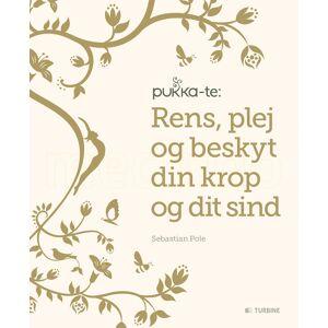 Pukka - Rens, Plej & Beskyt Din Krop Og Dit Sind Bog Sebastian Pole - 1 stk