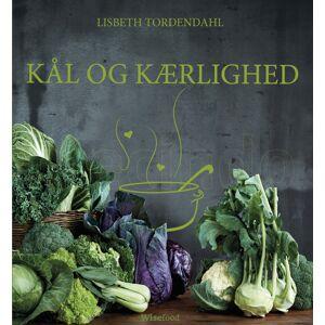 Diverse Kål og Kærlighed bog Forfatter Lisbeth Tordendahl - 1 stk